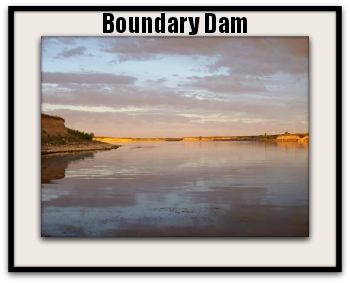 Boundary Dam Tournament